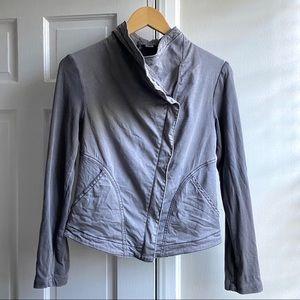Anthropologie Marrakech asymmetrical jacket